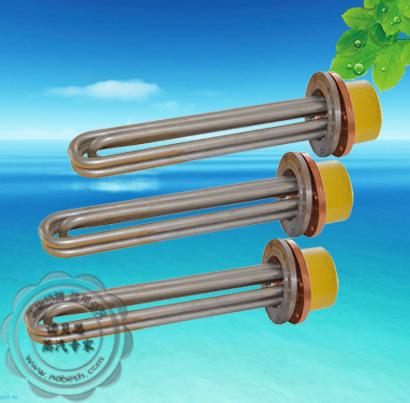 铜头加热管4.5KW,诺贝思蒸汽发生器专用配件