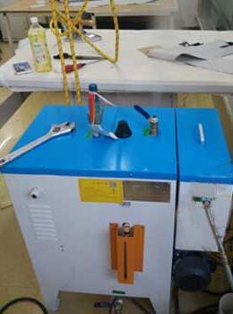服装整烫蒸汽发生器,纺织用蒸汽发生器
