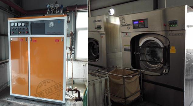 洗衣房用蒸汽发生器
