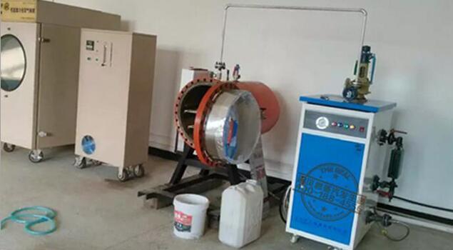 实验室用蒸汽发生器