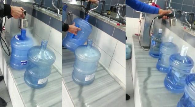 桶装水封口用蒸汽发生器