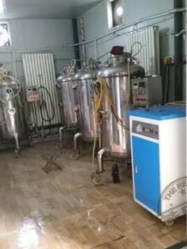 发酵罐配套蒸汽发生器