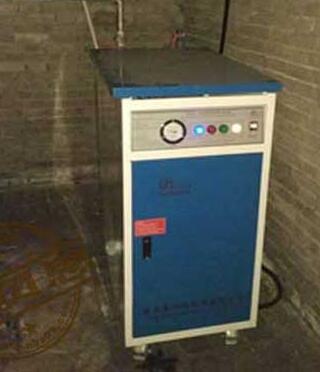 水泥管养护蒸汽发生器