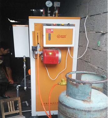 全自动燃气蒸汽发生器