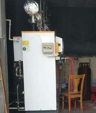 制药蒸汽发生器