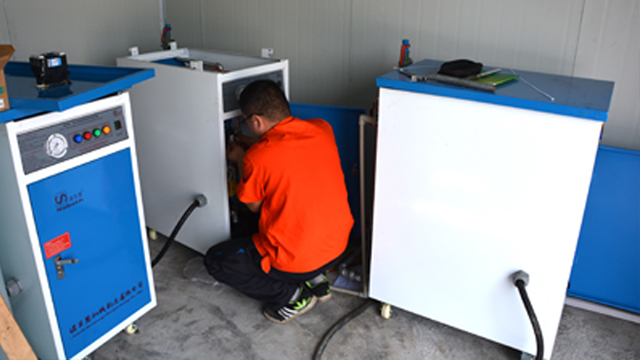 蒸电缆专用蒸汽发生器